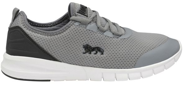 trainers Lonsdale 'Zambia' Grey mens black 86wnq6YC1H