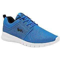 Lonsdale - Blue 'Sivas 2' mens trainers