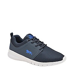Lonsdale - Navy, Blue and White 'Sivas 2' Mens Trainers