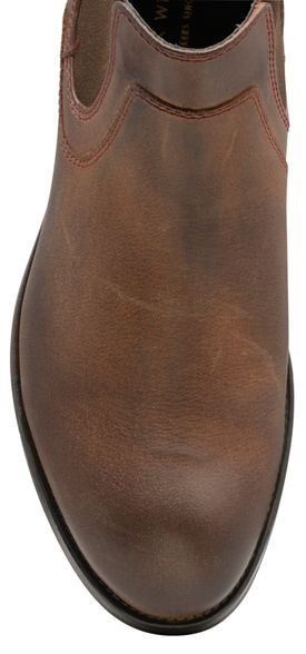 slip chelsea II' Wright Tan boots on 'Willow Frank leather T1FXAqwx