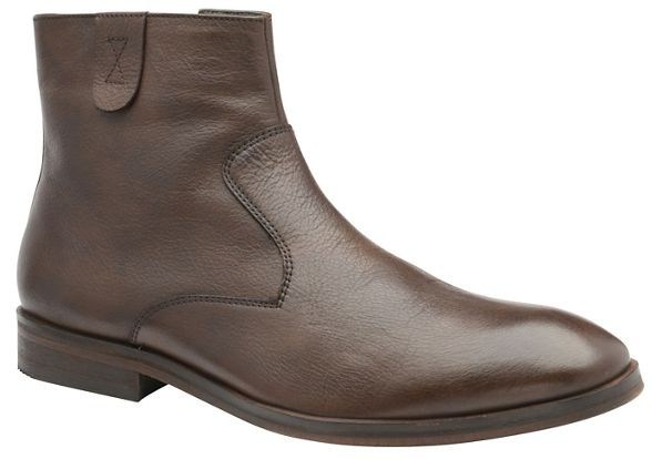 Frank boots Wright ankle slip Brown men's 'Edison' on 44zrwq