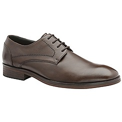 Frank Wright - Brown 'Newton' men's lace up derby shoes