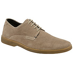 Frank Wright - Biscuit 'Woburn' lace up derby shoes