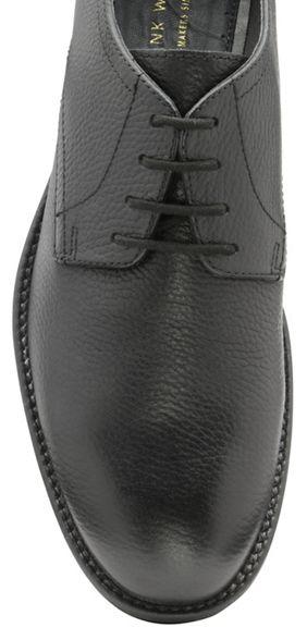 Black Wright up men's 'Alder' lace derby shoes Frank T8wqO1x5