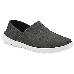 Dolcis - Black 'Adria' ladies casual comfort shoes