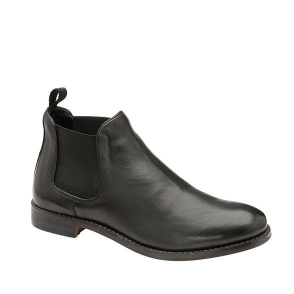 Ravel ankle boots slip on 'Graven' Black rwBgq1r