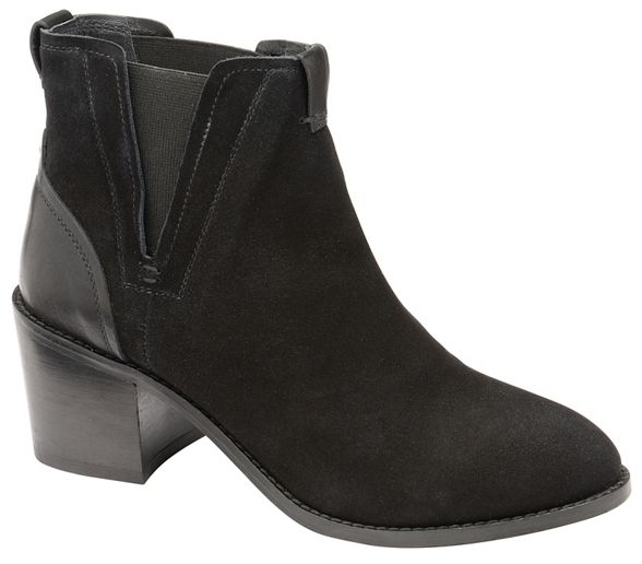 boots ankle Ravel Black 'Hayden' heeled xqz7I8Az