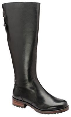 f53149e57 Ravel - Black Black Black  Cloverdale  knee high boots 0b0887 ...