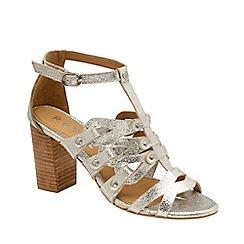 01cc0c783 Leather - T-bar sandals - Ravel - Sandals - Women