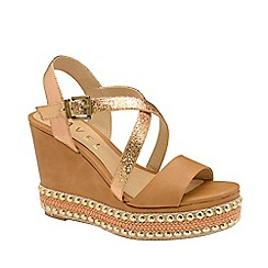 c6cb46aea4a Wedge - Peep toe sandals - Ravel - Shoes   boots - Women