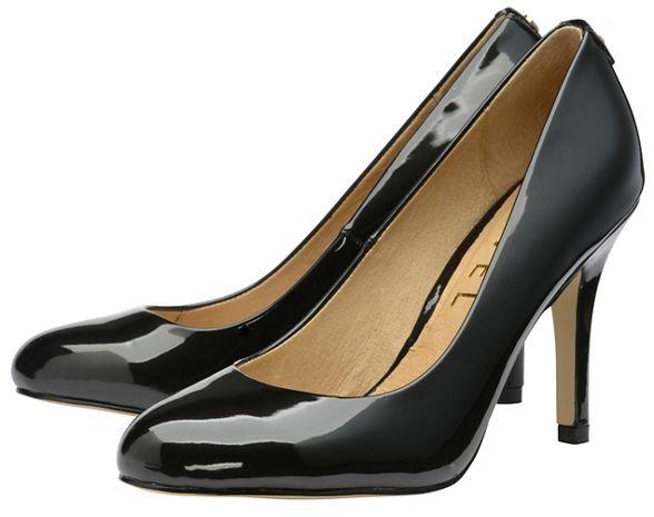 'Clanton' court shoes Ravel Black high ladies heeled Z1aqw