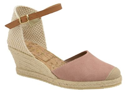 Ravel - Blush 'Etna' ladies wedge sandals