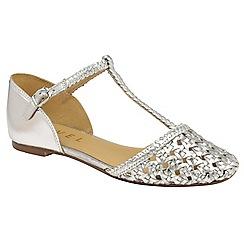 Silver Sandals Women Debenhams