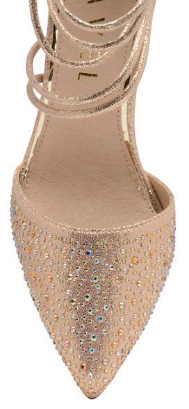 shoes Rose Gold 'Bonita' Ravel stiletto heeled TSfc4U