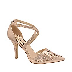 Ravel - Rose 'Volusia' strappy court shoes