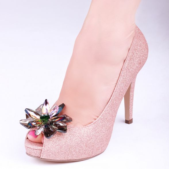 Paradox peep London toes heel Pink 'Savannah' high by platform Pink 5qHwvOE