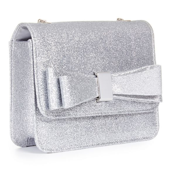 bag Pink Silver clutch London 'Pippa' by Paradox Glitter wq0xOHFqn