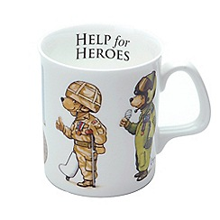 Help for Heroes - 4 Bears China Mug