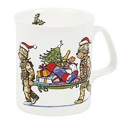 Help for Heroes - Bearing Gifts Bone China Mug