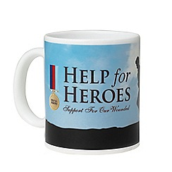 Help for Heroes - White Stretcher Bearer Mug