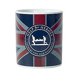 Help for Heroes - Union Jack Mug