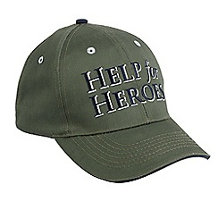 Help for Heroes - Clover Green Shadow Baseball Cap