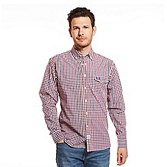 Help for Heroes - Long sleeve tri colour check shirt
