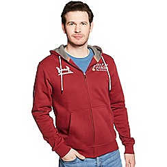 Help for Heroes - Burnt russet classic zipped hoody