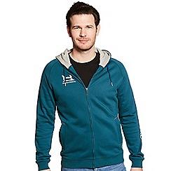 Help for Heroes - Legion blue catterick raglan zipped hoody