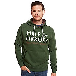 Help for Heroes - Thyme Pullover Hoody