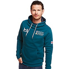 Help for Heroes - Ocean Blue Classic Pullover Hoody