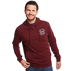 Help for Heroes - Burgundy Wreath Pullover Hoody
