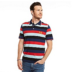 Help for Heroes - Tri stripe polo shirt