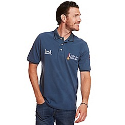 Help for Heroes - Blue Steel Classic Polo Shirt