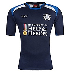 Help for Heroes - Scotland rugby shirt
