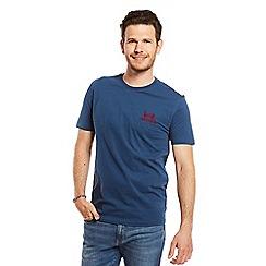 Help for Heroes - Blue Union Jack yoke t-shirt