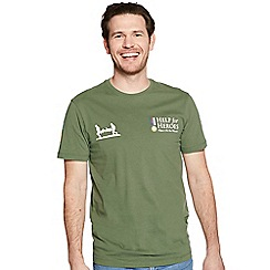 Help for Heroes - Clover Green Classic T-Shirt
