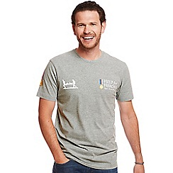 Help for Heroes - Grey Marl classic t-shirt