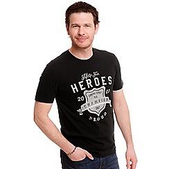 Help for Heroes - Black Jackal t-shirt