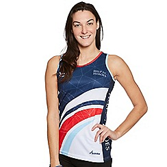 Help for Heroes - Tri-Colour Swoosh Running Vest