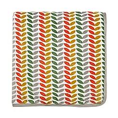 Helena Springfield - Multicoloured Polyester 'Dottie April' Fleece Throw