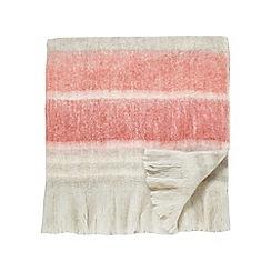 Sanderson - Magnolia & Blossom blanket