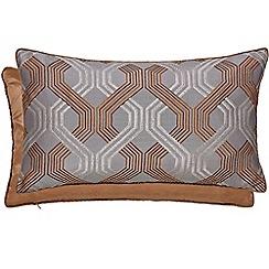 Hotel - Bronze polyester 'Amara' cushion