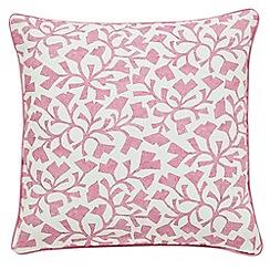 Sanderson - Rose 'Arberella' cushion