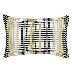 Harlequin - Multicoloured acrylic 'Array' cushion