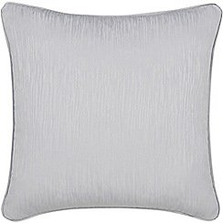 Hotel - Silver polyester 'Barcelo' cushion