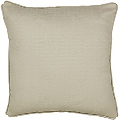 Helena Springfield - Natural polyester 'Eden' cushion