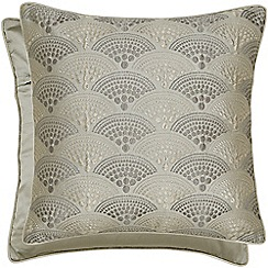 Hotel - Natural polyester 'Sanremo' cushion