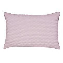 Helena Springfield - Cerise microfibre polyester 'Dory' Standard pillow case