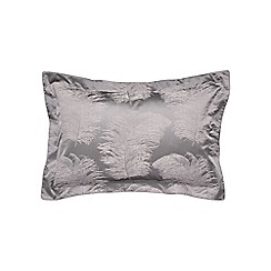Harlequin - Light brown polycotton 'Operetta' oxford pillow case